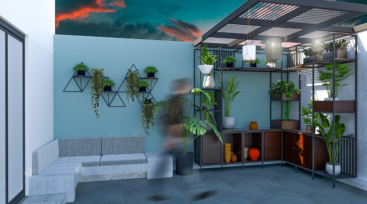 Casa FJ - 305 Estudio de Arquitectura