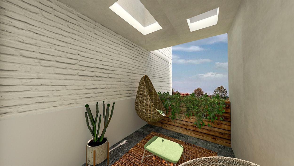 Casa LP - 305 Estudio de Arquitectura